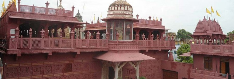 Shri Digamber Jain Temple Sanganer