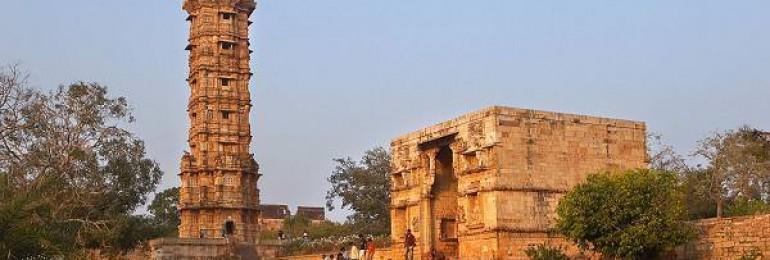 Vijay Stambh Chittorgarh