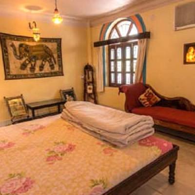 Hotel Kanhaia Haveli
