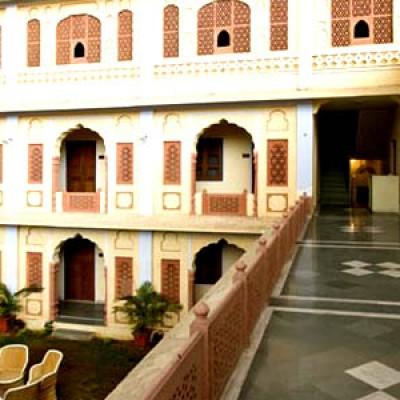 Hotel Chirmi Palace