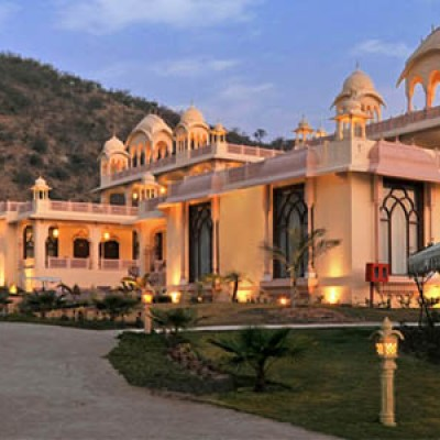 Hotel Rajasthali Resort & Spa