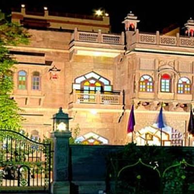 Hotel Kuchaman Haveli