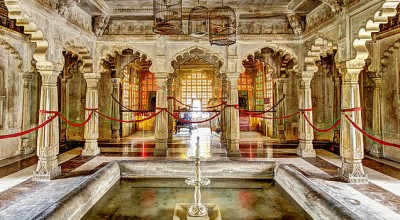 Architecturally Stunning Palaces of Rajasthan