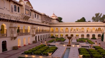 Famous Heritage Hotels in Rajasthan