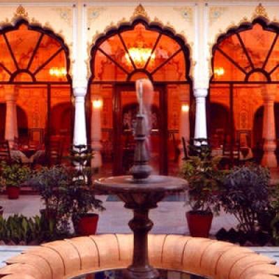 Hotel Karnot Mahal