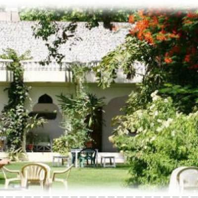 Hotel Sahar Palace