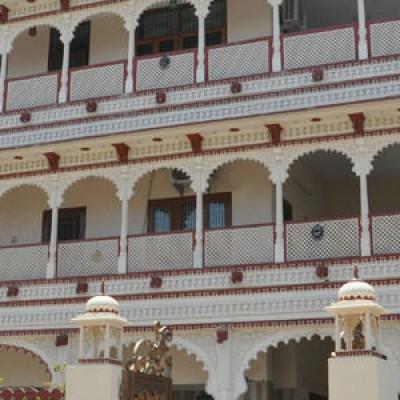 Hotel jaipur City