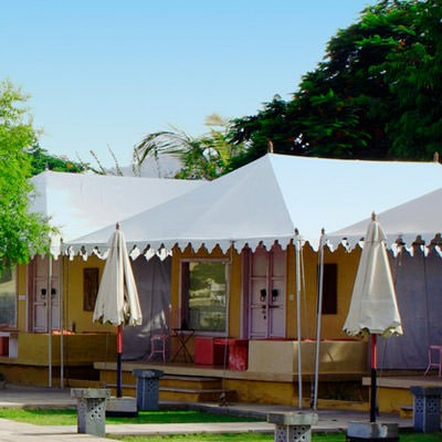Raas Leela Hotel