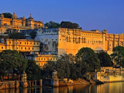 Romantic Golden Triangle & Rajasthan Tour Package