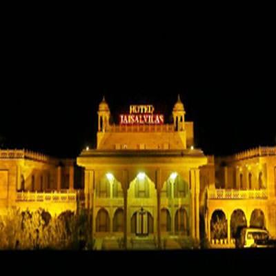 Hotel 3 Palms Jaisal Vilas