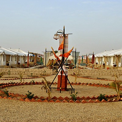 Hotel The Mamas Resort & Camp