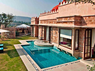 Top Romantic Honeymoon Resorts in Rajasthan
