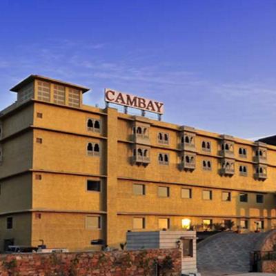 Hotel Cambay Spa & Resort Udaipur