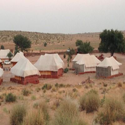 Hotel Golden Dune Camp