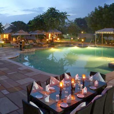 Hotel Greenhouse Resort