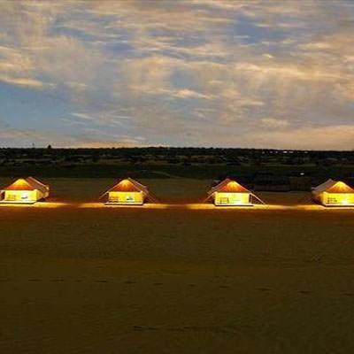 Hotel Oasis Camp Sam Resort