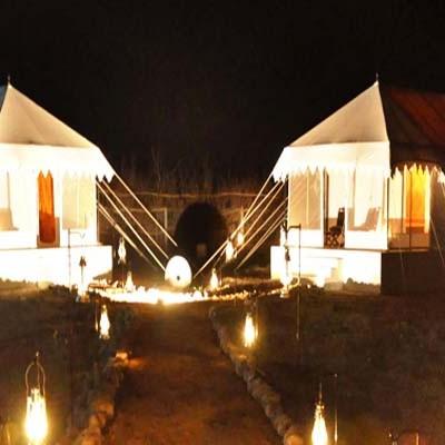Hotel Varawal Leopard Camp