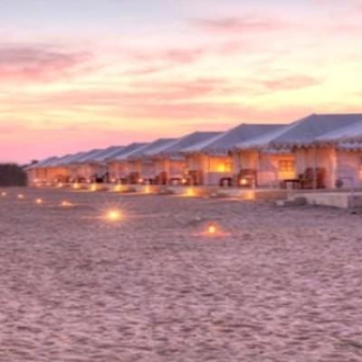 Hotel Winds Desert Camp
