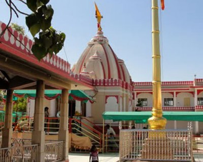 Maa Tripura Sundri Temple
