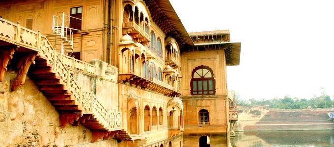 Bharatpur Palace , Rajasthan