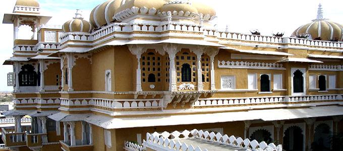 Deogarh Palace