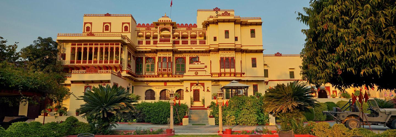 Dhariyawad-Fort-Palace