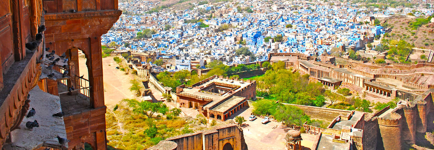 Jodhpur-from-Mehrangarh-Fort