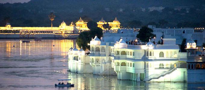 Lake Palace Udaipur Restaurant Rates