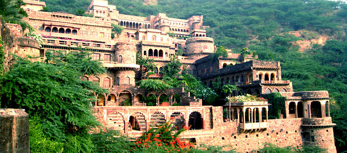 Neemrana Fort, Alwar