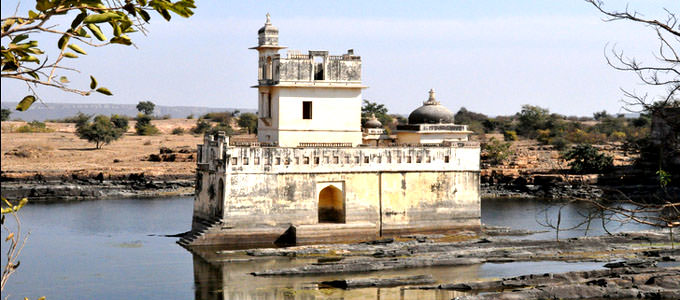 Palace of Queen Padmini
