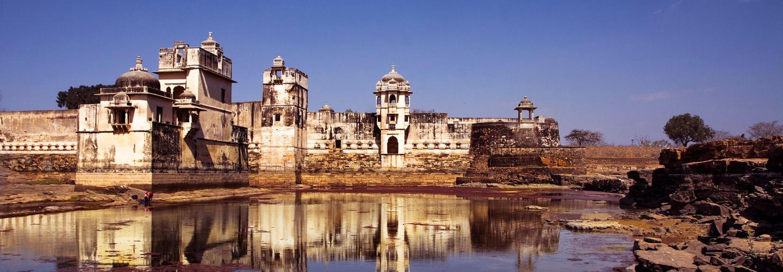 Rani Padmani Palace in Chittorgarh