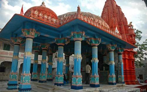 Brahma Temple (Pushkar)