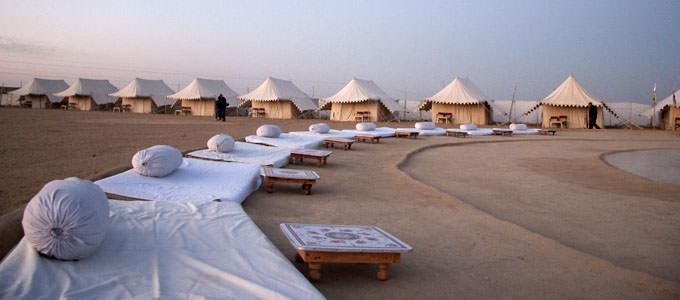 Camping in Rajasthan