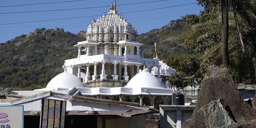 Dilwara Jain Temple in Mount Abu