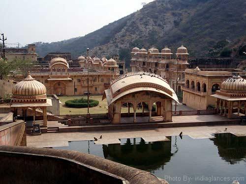 Galtaji Temple (Jaipur)