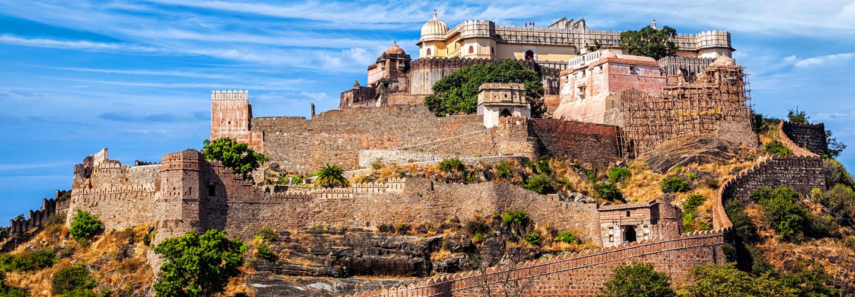 OYO Udaipur & Kumbhalgarh Tour Package