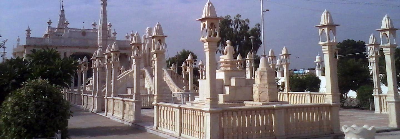 Ladnun-Tourism