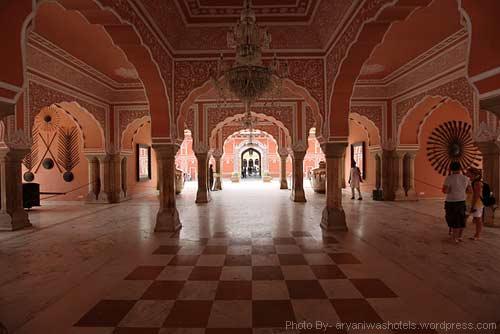Maharaja Sawai Man Singh Ji Museum, Jaipur