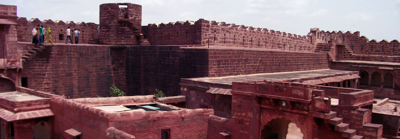 Pokhran Fort