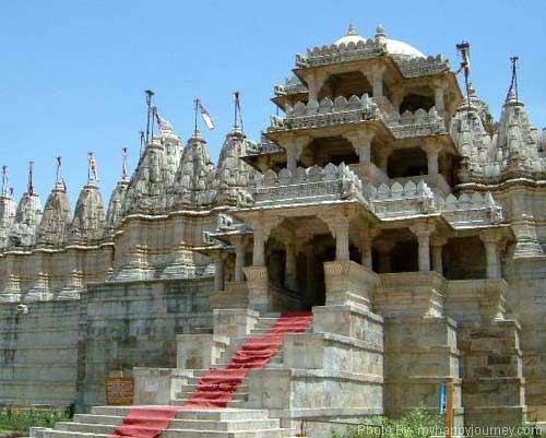 Ranakpur Jain Temples (Udaipur)
