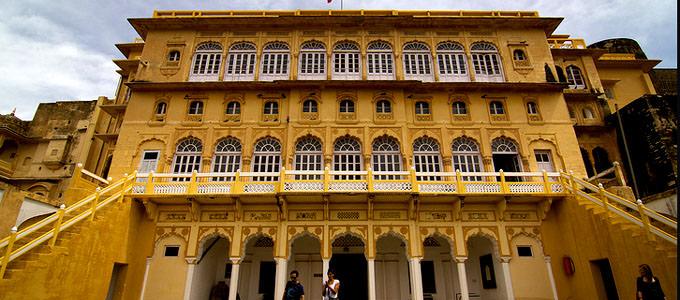 Roopangarh Fort, Ajmer