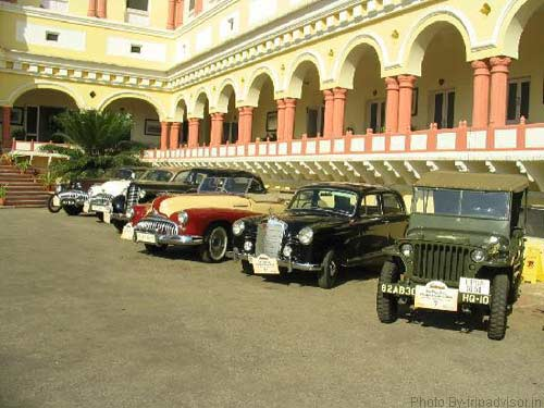 Vintage Car Rally in rajasthan