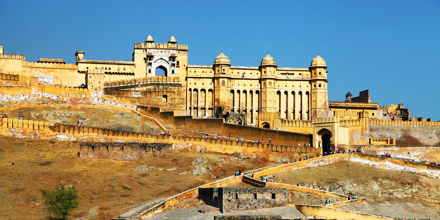 Amer Fort Jaipur History Of Amber Fort Timings Photos