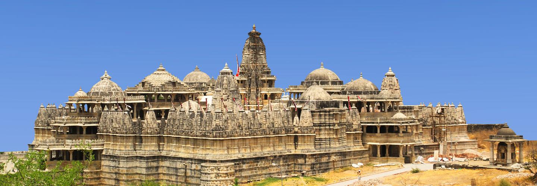 Jain Temple in Ranakpur, Rajasthan