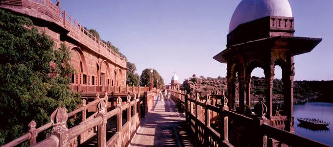 Bal Samand Lake Palace
