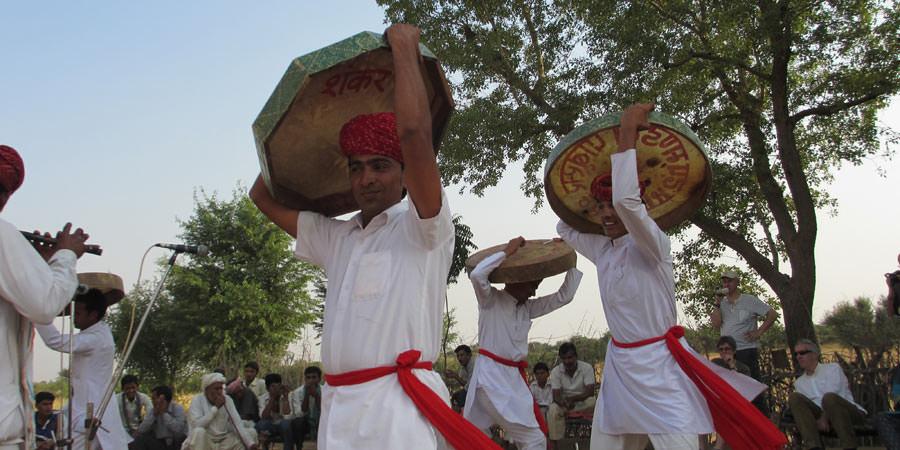 Drum Dance of Rajasthan
