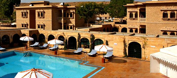 Hotel Gorbandh Palace, Jaisalmer