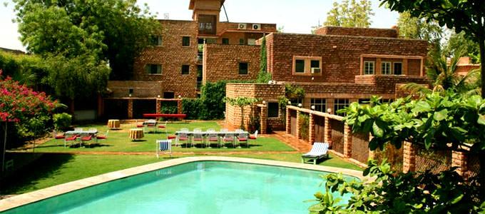Hotel Karni Bhawan, Jodhpur