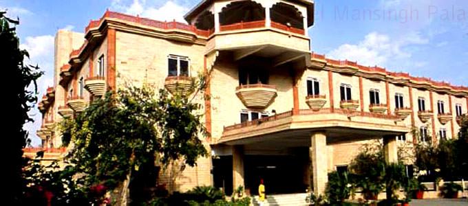 Hotel Mansingh Palace Ajmer