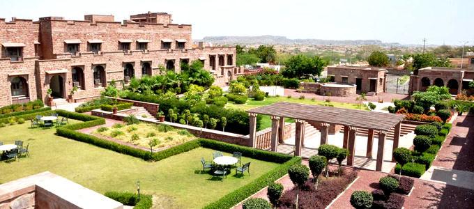 Hotel Water Habitat Retreat, Jodhpur